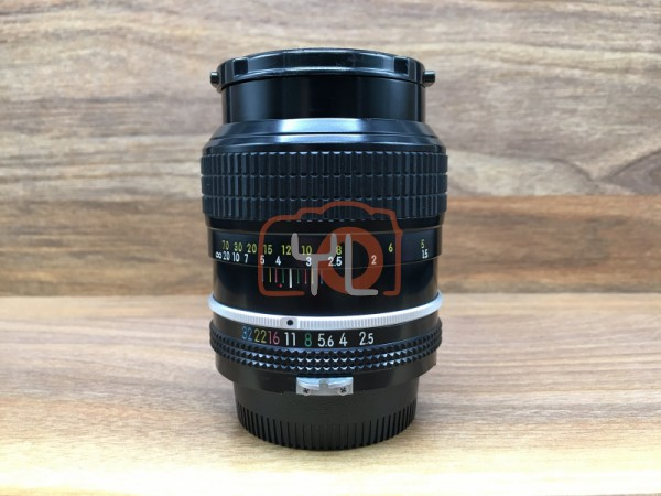 [USED @ YL LOW YAT]-Nikon 105mm F/2.5 AI Nikkor Lens,90% Condition Like New,S/N:696565