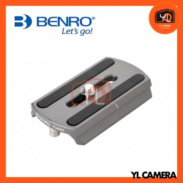Benro PU60X Lowprofile Ballhead Plate