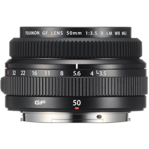 (CNY Deal) Fujifilm GF 50mm F3.5 R LM WR