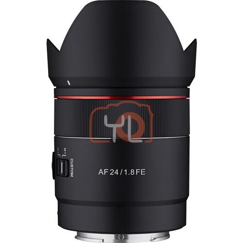 Samyang AF 24mm F1.8 FE Lens for Sony E