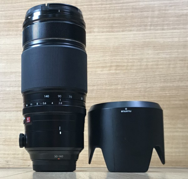 [USED @ YL LOW YAT]-Fujifilm XF 50-140mm F2.8 R LM OIS WR Lens,90% Condition Like New,S/N:77A12209