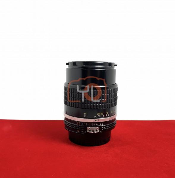 [USED-PJ33] Nikon 105MM F2.5 AIS, 95% Like New Condition (S/N:1018692)