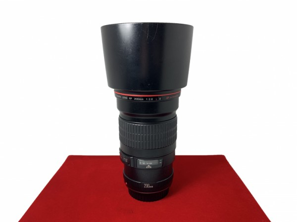 [USED-PJ33] Canon 200MM F2.8 L II USM EF, 90% Like New Condition (S/N:124218)