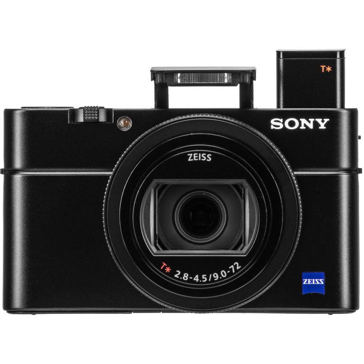 Sony RX100 Mark IV [Free 16GB SD Card + NP-BX1 + RX L.E Camera Case]
