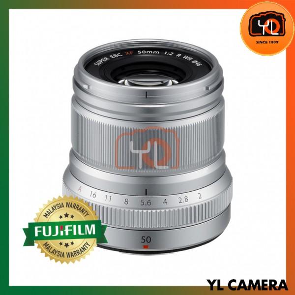 Fujifilm XF 50mm F2 R WR (Silver)