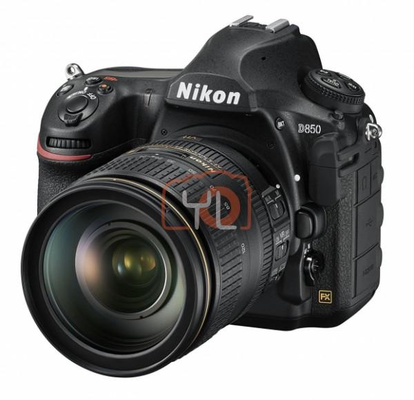 Nikon D850 Full Frame DSLR + 24-120mm F4G AF-S VR