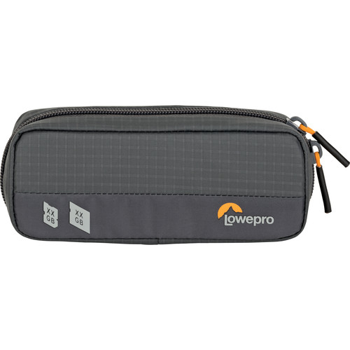 Lowepro GearUp Memory Card Wallet 20 (Dark Gray)