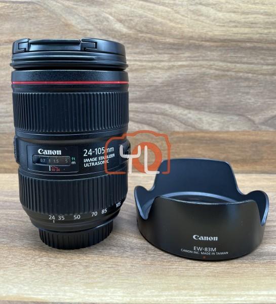 [USED @ YL LOW YAT]-Canon EF 24-105mm F4 L IS II USM Lens,85% Condition Like New,S/N:4703001472