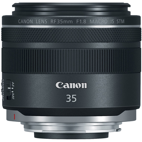 (PROMO) Canon RF 35mm F1.8 Macro IS STM