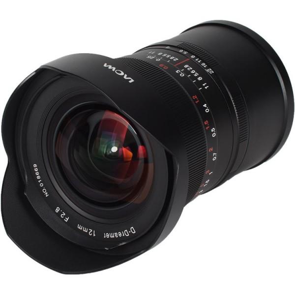 Laowa 12mm f/2.8 Zero-D Lens (Nikon Z)