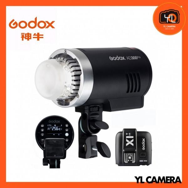 Godox AD300Pro Outdoor Pocket Flash + X1T-S TTL Wireless Flash Trigger Transmitter Combo Set (For Sony)