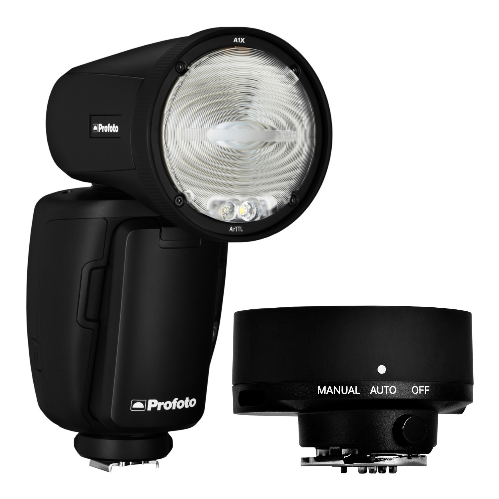 (PRE-ORDER) Profoto Off-camera Kit (Nikon) Featuring A1X AirTTL Remote and On-camera Flash with Profoto Connect Button-free Trigger