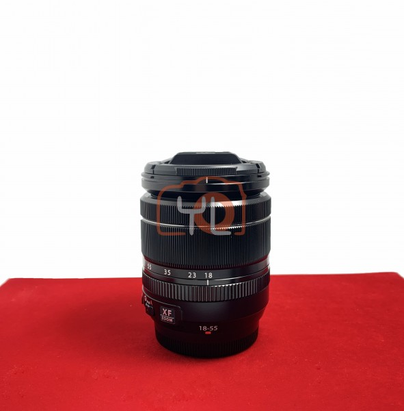 [USED-PJ33] Fujifilm 18-55MM F2.8-4 R LM OIS XF ,95% Like New Condition (S/N:47A00247)