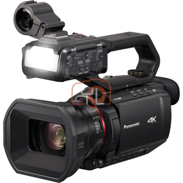 Panasonic AG-CX10 4K Camcorder with NDI/HX