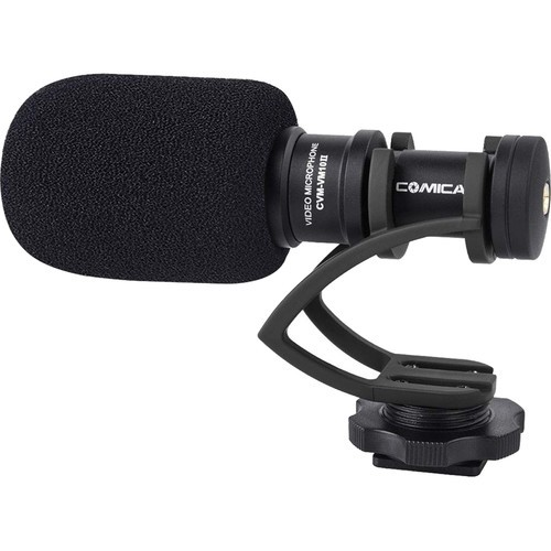 (PRE-ORDER) Comica Audio CVM-VM10 II Micro Compact Directional Condenser Microphone
