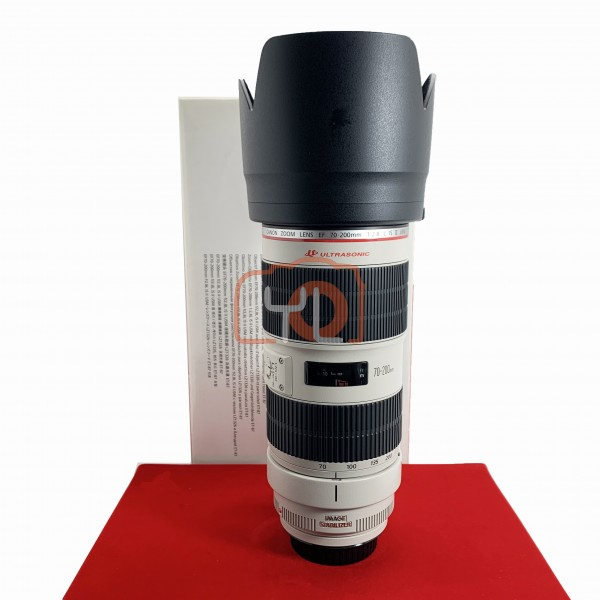 [USED-PJ33] Canon 70-200mm F2.8 L IS II USM EF, 90% Like New Condition (S/N:530006638)