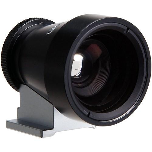 Voigtlander Viewfinder for 35mm Lens - Metal, Black