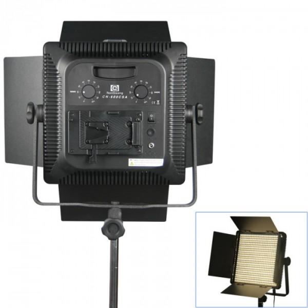 (PRE-ORDER) NanGuang CN600SA Professional Bi Colour LED Studio Light
