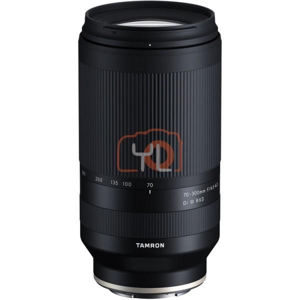 Tamron 70-300mm F4.5-6.3 Di III RXD (Sony E-Mount)