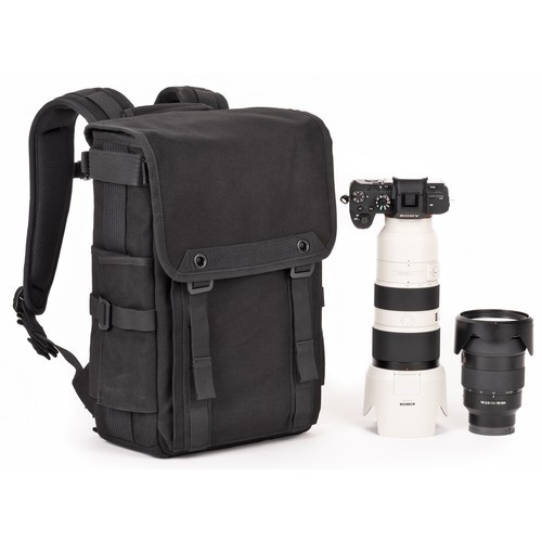 (PREORDER) ThinkTank Photo Retrospective Backpack 15L (Black)