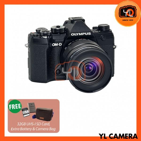 Olympus OM-D E-M5 Mark III + M.Zuiko Digital ED 12-45mm f/4 PRO - Black