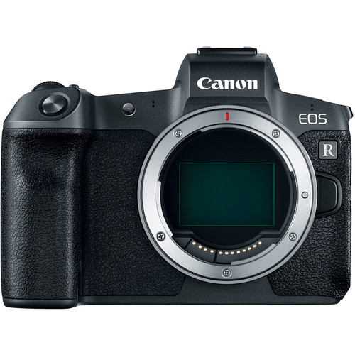 Canon EOS R (Body Only) [Free EF-EOS R Lens Mount Adapter + SanDisk ExtremePRO 64GB SD Card]
