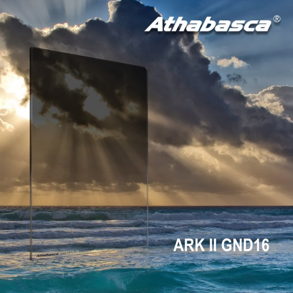 Athabasca ARK ll GND16 (1.2) Square Filters 75x100MM