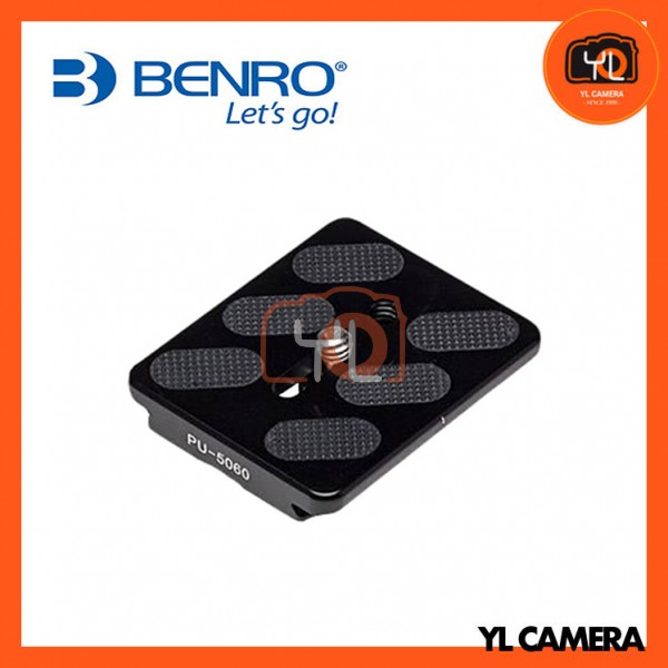Benro PU-5060 Universal Quick Release Plate