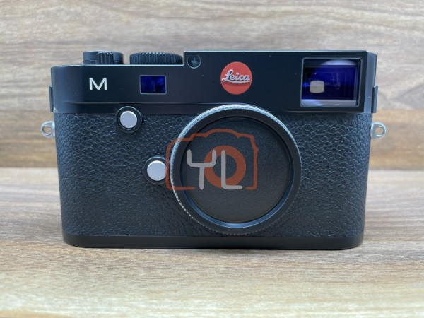 [USED @ YL LOW YAT]-Leica M240 Camera Body [Black],80% Condition Like New,S/N:4802417