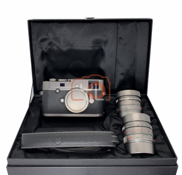 [USED-PJ33] Leica M-P (TYP 240) Titan Set (163/333) WorldWide Limited 333 Units, 95% Like New Condition (S/N:5154263)