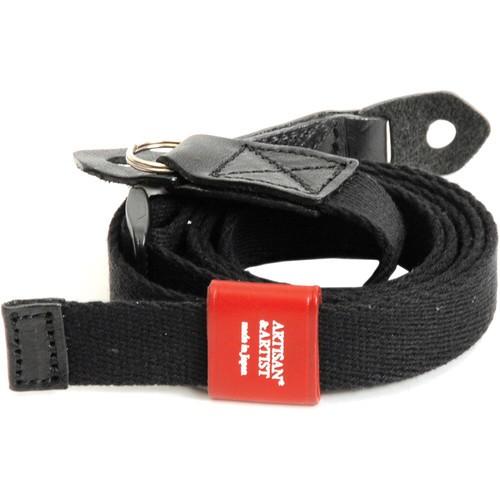 Artisan & Artist ACAM-103N Camera Strap (Black)