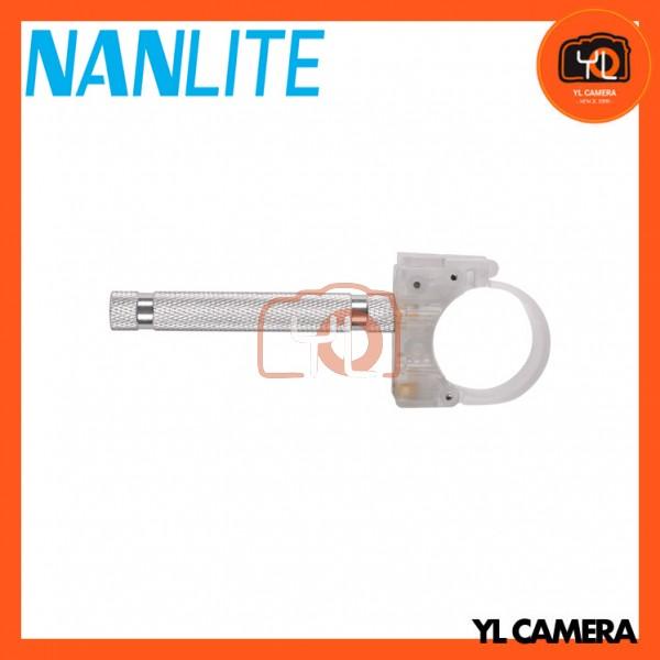 Nanlite HD-T12-1-CP PavoTube Transparent Polycarbonate Clip