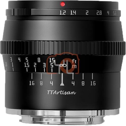 TT Artisan 50mm F1.2 APSC Lens