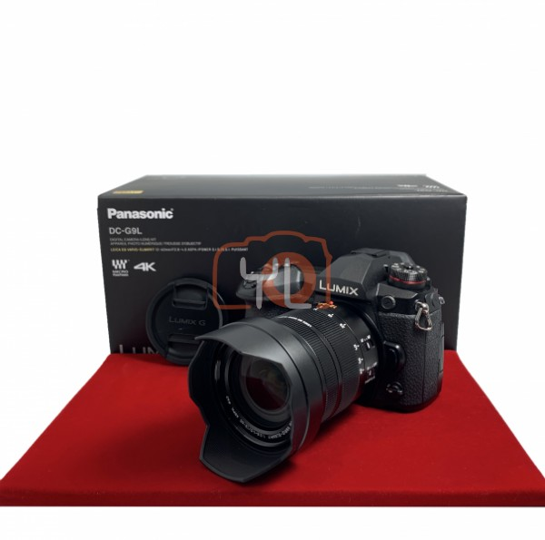 [USED-PJ33] Panasonic DC-G9 With 12-60MM F2.8-4 Power O.I.S, 90% Like New Condition (S/N:WE8AA003714)