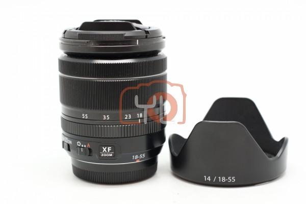 [USED-PUDU] Fujifilm XF 18-55mm F2.8-4 R LM OIS 95%LIKE NEW CONDITION SN:52M13849