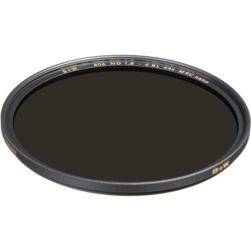 B+W 37mm XS-Pro MRC-Nano 806 ND 1.8 Filter (6-Stop)