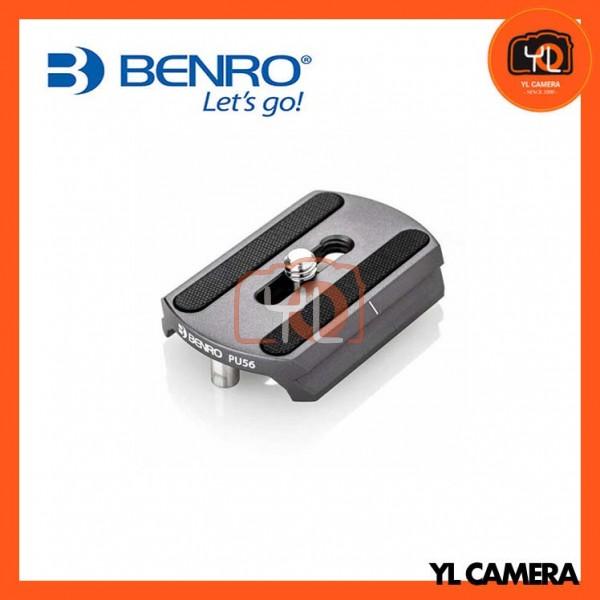 Benro PU56 Lowprofile Ballhead Plate