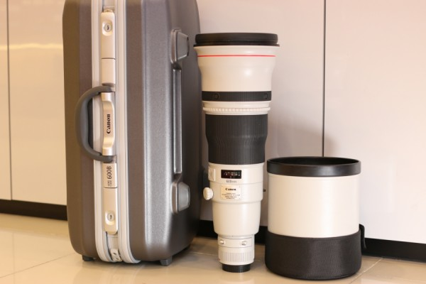 [USED-PUDU] CANON 600MM F4 L IS II EF USM 95%LIKE NEW CONDITION SN:8800000253