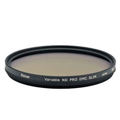 Daisee 77mm Variable ND PRO DMC SLIM Filter ND32-ND1000