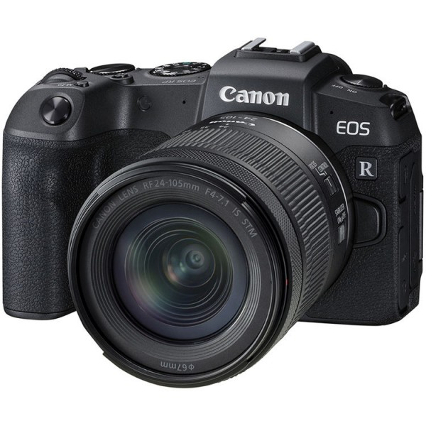 (Pre-Order) Canon EOS RP + RF 24-105mm f/4-7.1 IS STM [Free EF-EOS R Lens Mount Adapter + SanDisk ExtremePRO 64GB SD Card]