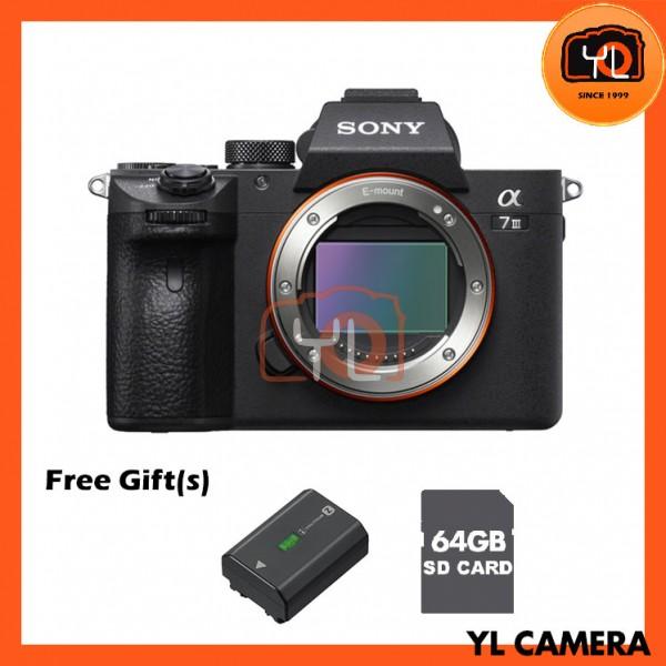 Sony a7 Mark 3 [Free 64GB SD Card]