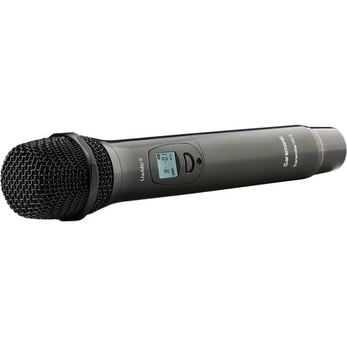 Saramonic HU9 96-Channel Digital UHF Wireless Handheld Mic for UwMic9 System