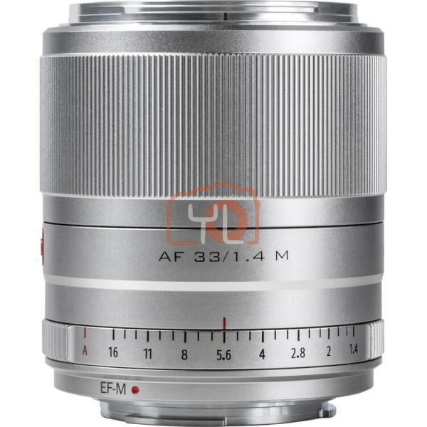 Viltrox 33mm F1.4 AF (Canon EF-M)