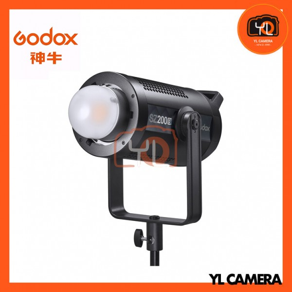 Godox SZ200Bi Bi-Color Zoomable LED Video Light