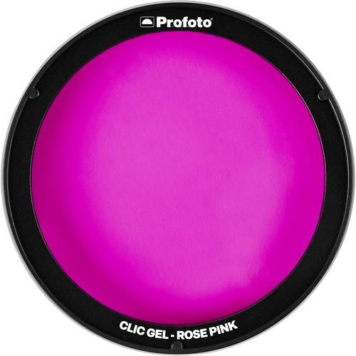 (PREORDER) Profoto Clic Gel Rose Pink