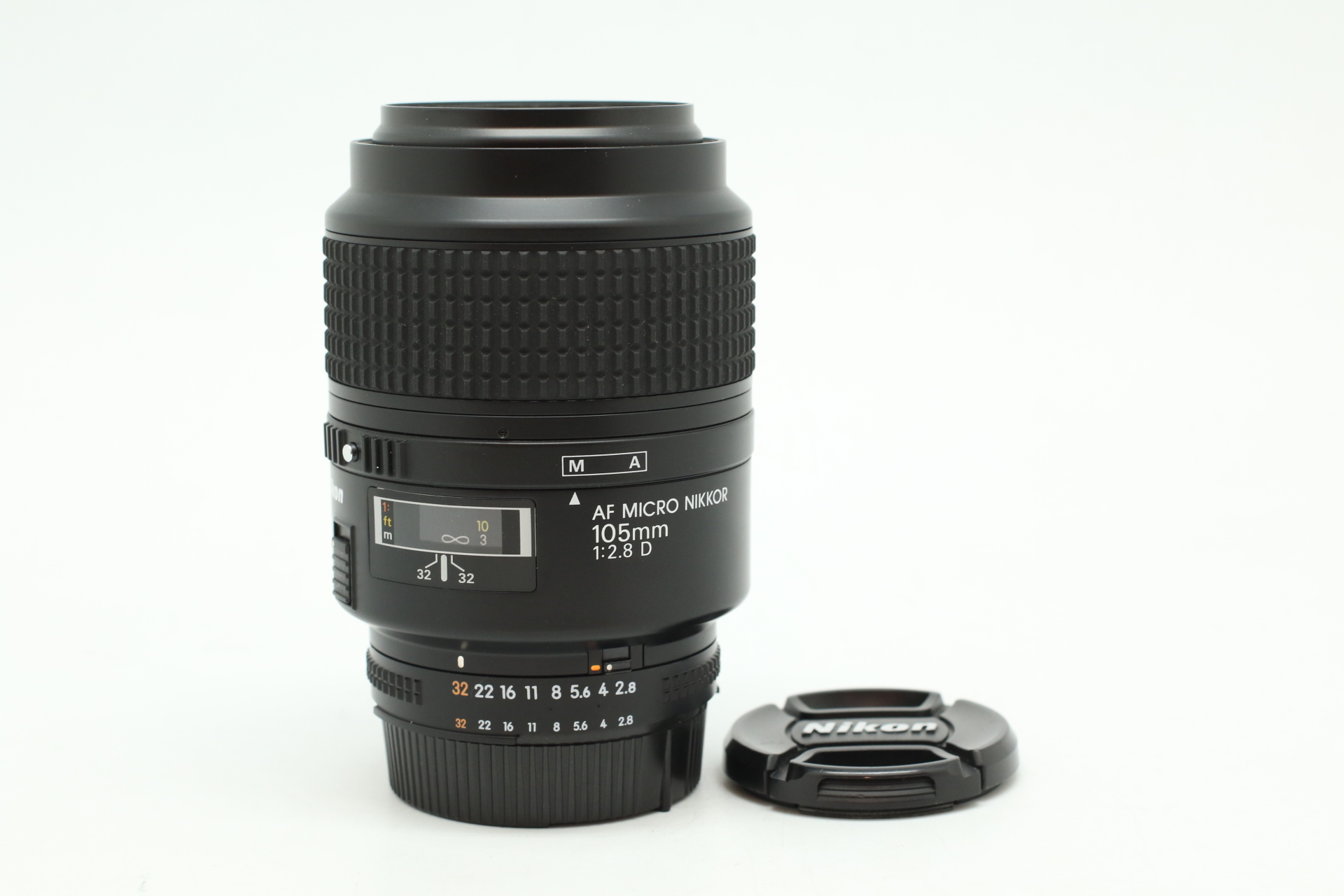 [USED-PUDU] NIKON 105MM F2.8 AFD MICRO LENS 90%LIKE NEW CONDITION SN:3356140