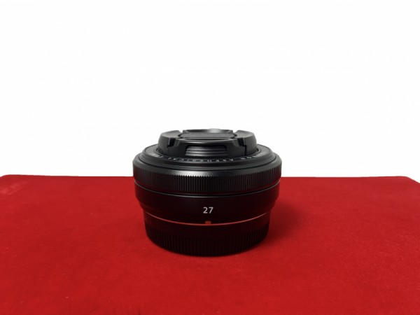 [USED-PJ33] Fujifilm 27MM F2.8 XF Lens, 95% Like New Condition (S/N:33A24461)