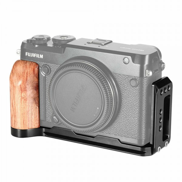 SmallRig APL2339 Fujifilm GFX 50R L-Bracket