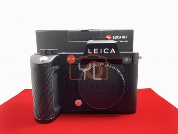 [USED-PJ33] Leica SL2 Full Frame Mirrorless Camera 10856, 90% Like New Condition (S/N:5576643)