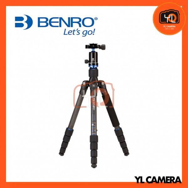 Benro FTA19CV0 Travel Angel Series 1 Carbon Fiber Tripod with V0E Ball Head